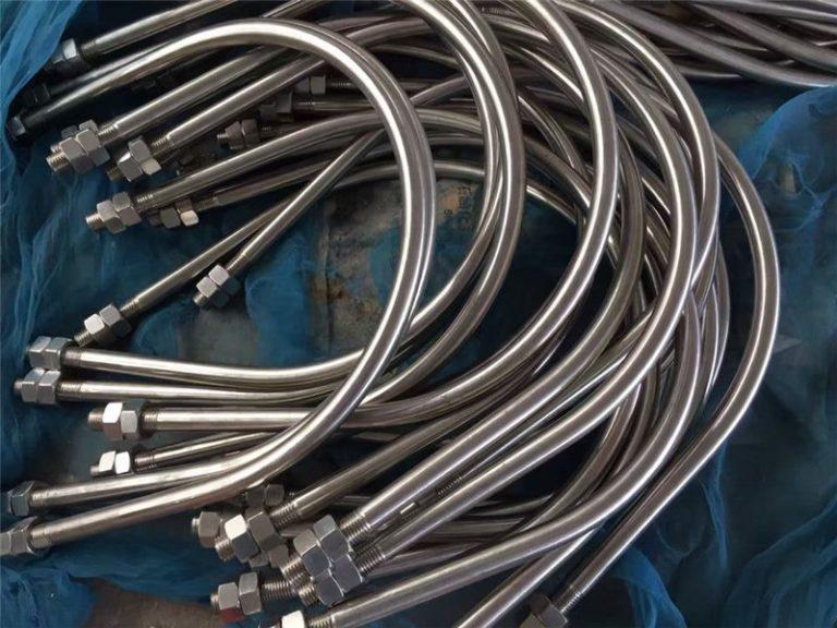 alloy825 hr 2.4858 nehrđajući čelik u vijaku od legure718 en2.4668 iz Kine