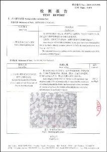 Certifikat za S32750