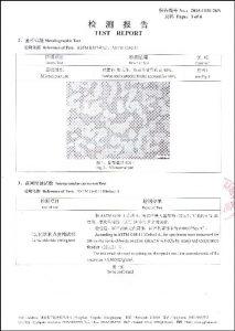 Certifikat za S32760