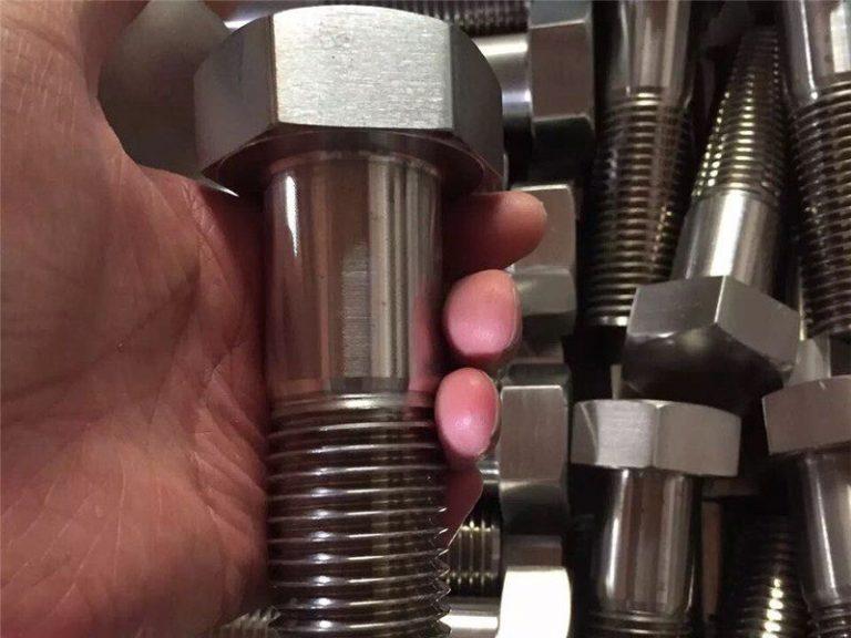 incoloy 825 hr 2.4858 vijak za pričvršćivanje vijaka od nehrđajućeg čelika inconel718 en2.4668