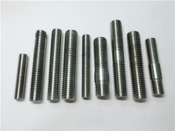 šipka navoja od aluminija718 / 2,4668, pričvršćivač vijka za vijke din975 / din976