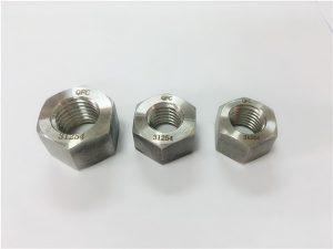 Br.109-S31254 A193 B8MLCuN teške šesterokutne matice