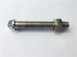 Br. 27-AISI SAE 347 zatvarač od nehrđajućeg čelika