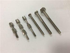 Br. 71 vijak i matica od titanijumskih CNC mašina