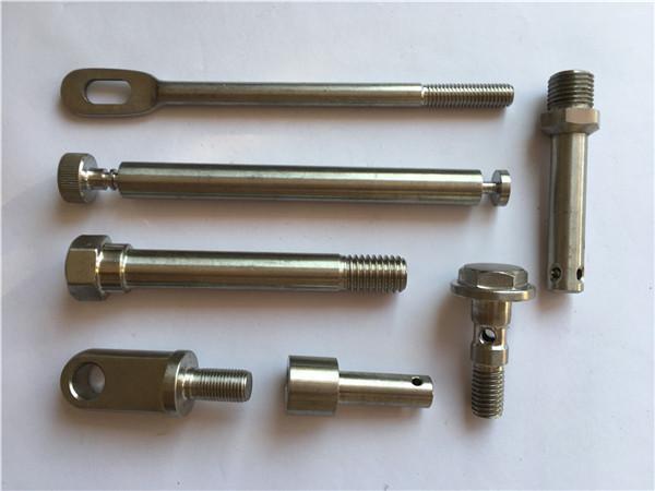 precizni inox pričvršćivači s CNC tokarenjem metalnih zatvarača