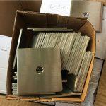 prilagođeno super duplex s32205 (f60) četverokutna ploča za pranje / učvršćivač od nehrđajućeg čelika