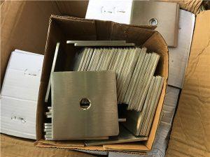 Br.57 Prilagođeni učvršćivač ploče za pranje ploča od nehrđajućeg čelika br. 177 (F51)