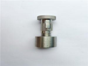 No.95-SS304, 316L, 317L SS410 Vijak za nosače s okruglom maticom, nestandardni pričvršćivači