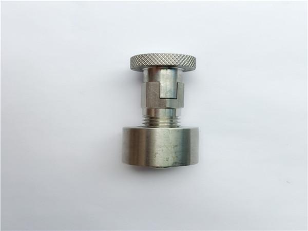 ss304, 316l, 317l, ss410 vijak za nosač s okruglom maticom, nestandardni pričvršćivači