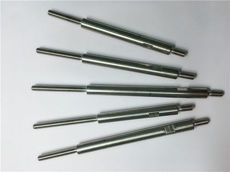 cnc precizna obrada pričvršćivača s navojem od nehrđajućeg čelika