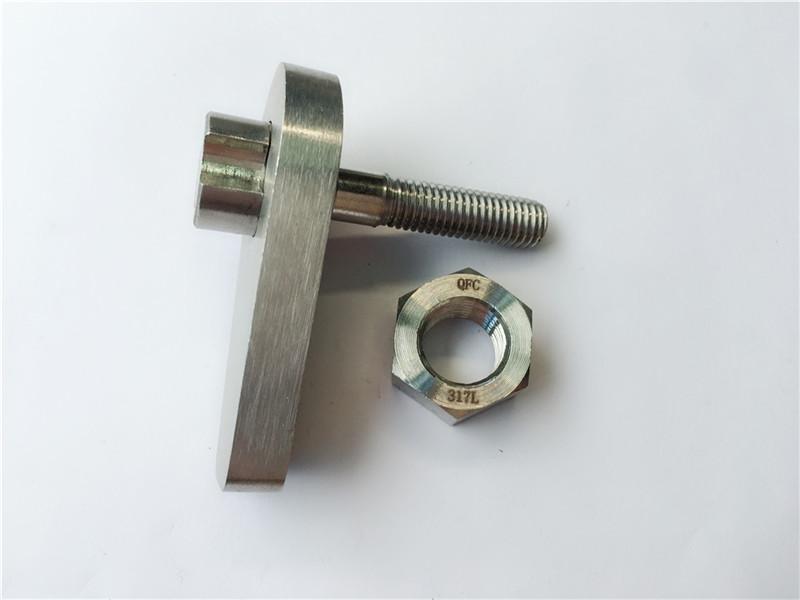 prilagođeni CNC strug nestandardni učvršćivači