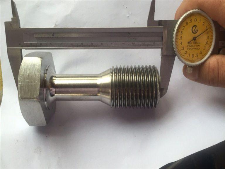 prilagođeni cnc okretni dijelovi precizno obradni vijak za učvršćivanje