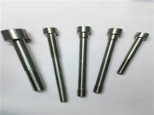 prilagođeni phillips cilindrični otvori za pričvršćivanje šipki s rupom za glavu