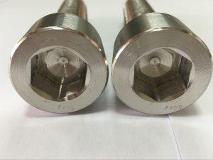 proizvođači učvršćivača Vijak glave šipke od titan šesterokutne gume DIN 6912