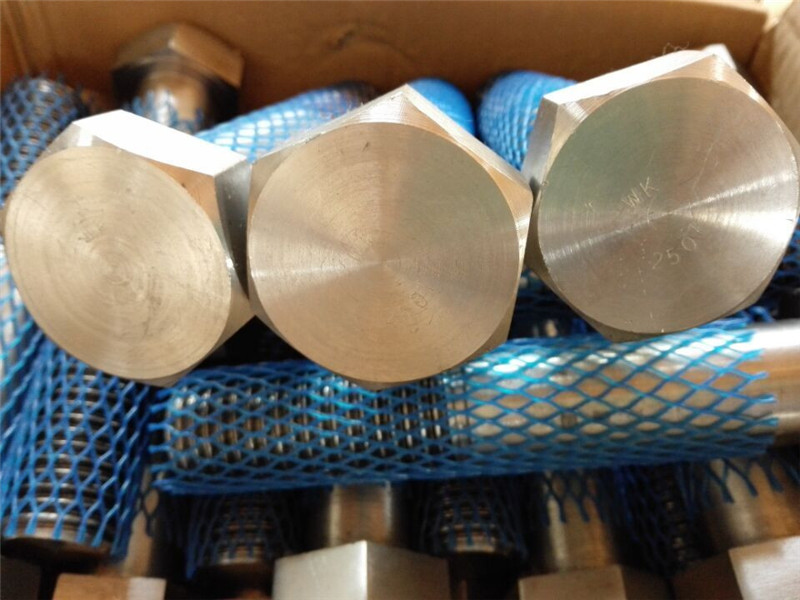 mehanički pričvršćivači velikog dovoda teški šesterokutni vijak i matica